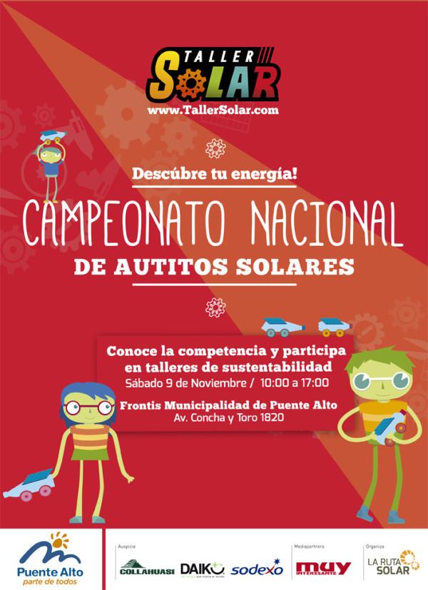 Campeonato Nacional de Autitos Solares